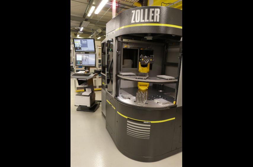 Banc Zoller robotisé